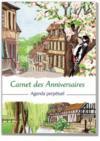 Carnet des anniversaires ; agenda perpétuel