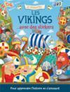 Je découvre... ; les vikings avec des stickers