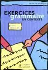 Mise en pratique grammaire - debutant - livre de l'eleve