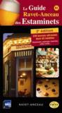 Guide Ravet-Anceau des estaminets (2e édition)
