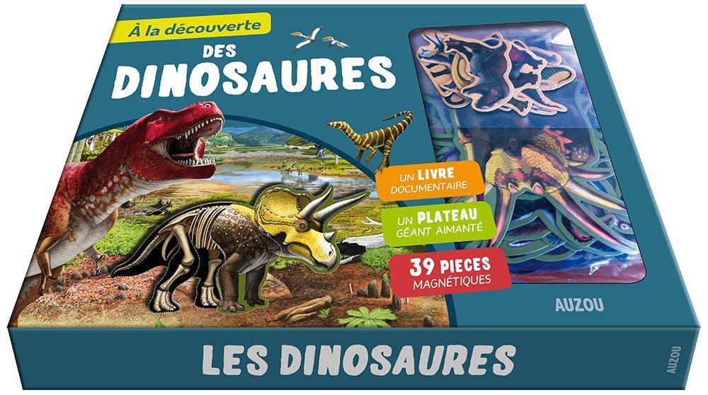 A La Decouverte Des Dinosaures 2e Edition Emmanuelle