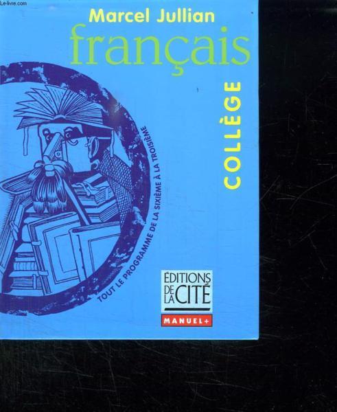Marcel Jullian Livre France Loisirs