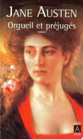 Orgueil Et Prejuges Jane Austen Livre France Loisirs