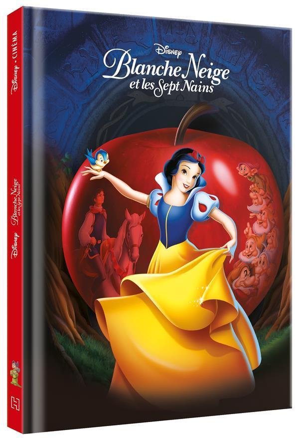 Disney Cinema Blanche Neige Disney Livre France Loisirs