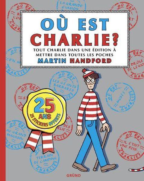 Ou Est Charlie Martin Handford Livre France Loisirs