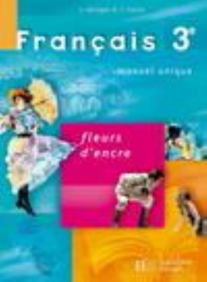 Francais 3eme Livre De L Eleve Edition 2008 Bertagna