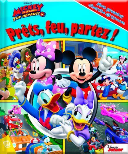 Mon Premier Cherche Et Trouve T 23 Mickey Et Ses Amis