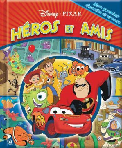 Mon Premier Cherche Et Trouve Disney Pixar Les Amis Et