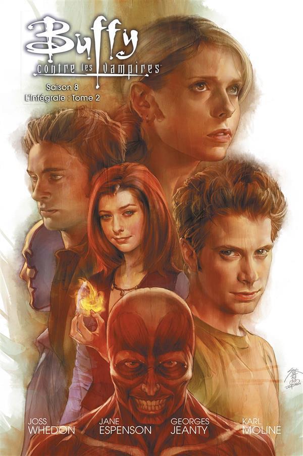 Buffy Contre Les Vampires Saison 8 Integrale Vol 2 T 5 A T 8 Livre France Loisirs