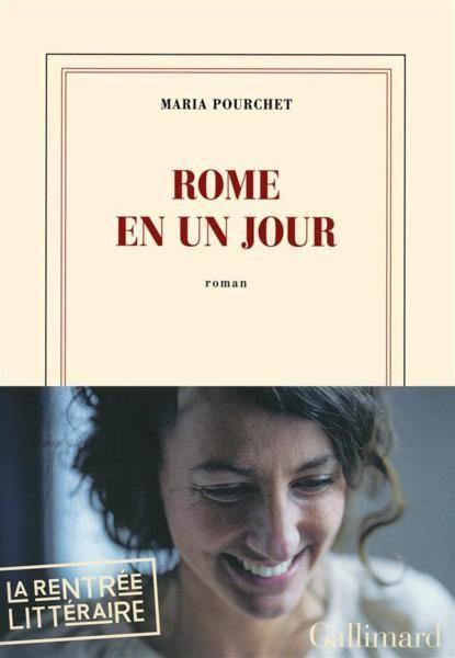 Maria Pourchet - Rome en un jour
