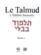 Talmud ; Babli Guitin t.19