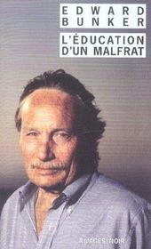 L'Education D'Un Malfrat - Intérieur - Format classique