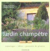 Jardin champetre - Intérieur - Format classique