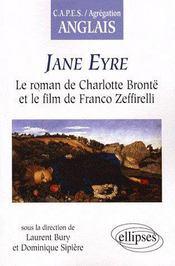 Jane Eyre, le roman de Charlotte Brontë et le film de Franco Zeffirelli - Intérieur - Format classique