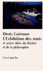 L'Exhibition Des Mots - Couverture - Format classique