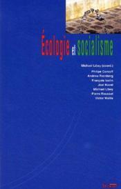 REVUE ECOLOGIE ET POLITIQUE ; écologie et socialisme - Couverture - Format classique