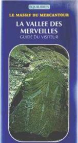 La Vallee Des Merveilles - Couverture - Format classique