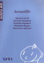 Accueillir - Intérieur - Format classique