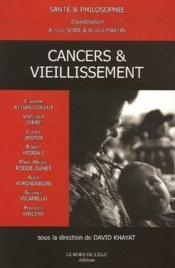 Cancers et vieillissement - Couverture - Format classique