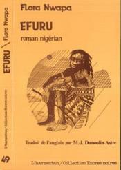 Efuru - Couverture - Format classique