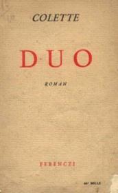 Duo - Couverture - Format classique