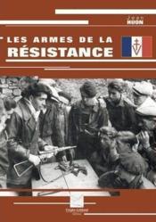 Les armes de la résistance - Couverture - Format classique