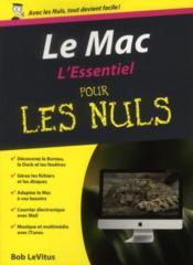 telecharger Le mac essentiel pour les nuls livre PDF en ligne gratuit