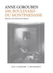 100, boulevard du Montparnasse - Couverture - Format classique