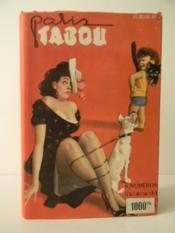 PARIS TABOU ALBUM N° 2. Du numéro 12 au numéro 17. - Couverture - Format classique