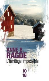 L'héritage impossible - Couverture - Format classique