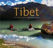 Tibet - Couverture - Format classique