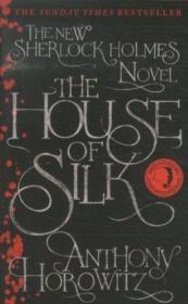 The House Of Silk - Couverture - Format classique