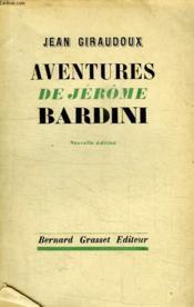 Aventures De Jerome Barnadi. - Couverture - Format classique