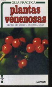 Plantas Venenosas. Plantas De Interior, Silvestres Y Setas - Couverture - Format classique