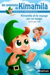 Kimamila et le voyage sur un nuage - Couverture - Format classique