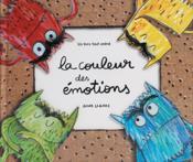 La couleur des émotions - Couverture - Format classique