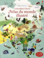 Atlas du monde illustré - Couverture - Format classique