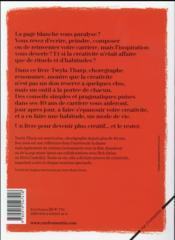 Le réflexe créatif - 4ème de couverture - Format classique