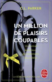 Un million de plaisirs coupables - Couverture - Format classique