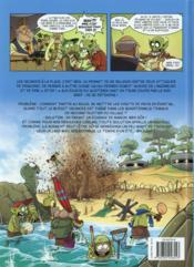 Goblin's t.9 ; sable chaud et légionnaires - 4ème de couverture - Format classique