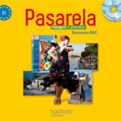 PASARELA ; espagnol ; 1re ; CD audio pour la classe (édition 2013) - Couverture - Format classique