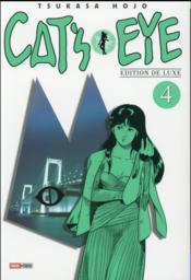 Cat's Eye T.4 - Couverture - Format classique