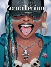 Zombillénium T.4 ; la fille de l'air - Couverture - Format classique