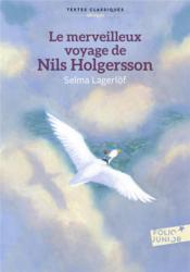 Le merveilleux voyage de Nils Holgersson à travers la Suède - Couverture - Format classique