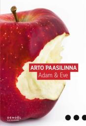 Adam et Eve - Couverture - Format classique