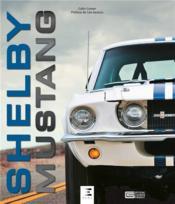 Shelby Mustang - Couverture - Format classique