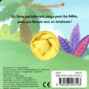 BébéTigre - 4ème de couverture - Format classique