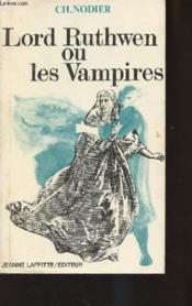 Lord Ruthwen ou les vampires - Couverture - Format classique