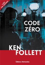 Code zéro - Couverture - Format classique