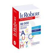 LE ROBERT & COLLINS ; MAXI + ; dictionnaire langue française - Couverture - Format classique
